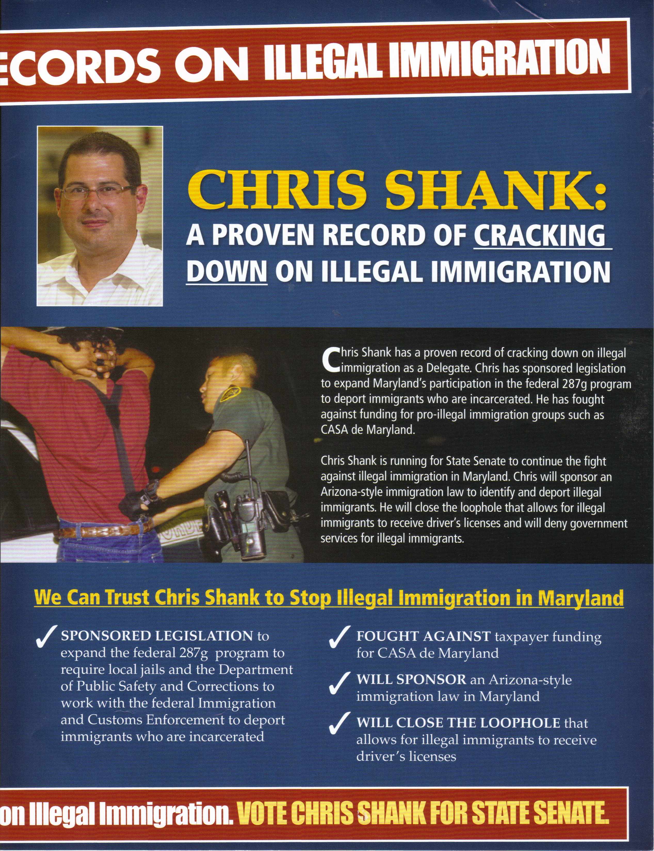 illegal immigrants drivers license maryland